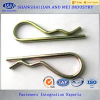 zinc plated Spring R pin R Clip pins