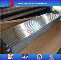 Aluminium Gi Galvanized Roofing Steel Sheet