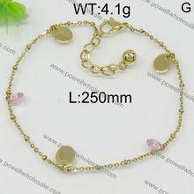 new design Fancy Stainless Steel Jewelry Manufacturer jewish bracelet