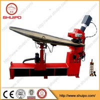 reputed trademark carbon steel/ stainless steel/ aluminium dished heads flanging machine tank head flanging machine