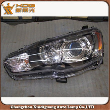 2012 Mitsubishi Evolution X MR OEM JDM Xenon Directional Headlamp