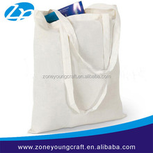 Wholesale blank cotton tote bag