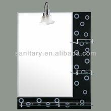 combination fashion bath mirror