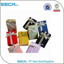 Shiny multi-style packaging box/jewelry packaging box made in China