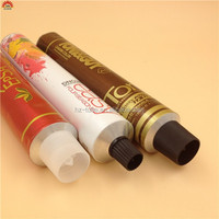 cream for black neck thin aluminum tube