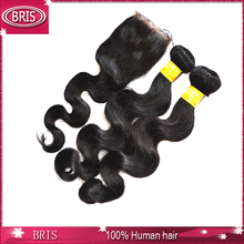 on facebook and youtube natural looking black color #1b weaving machine hair