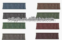 Colorful Stone Coated Metal Roofing Sheets With Prices