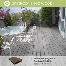 Chinese modern fashion, beautiful environment,Easy maintenance,oudoor,plastic rubber wood floor composite decking