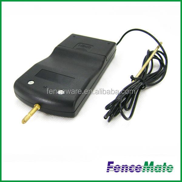 Digital Voltmeter Fence : Electric fence tester digital voltmeter buy