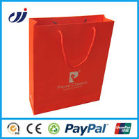New Design Paper Bags Manufacturing Process