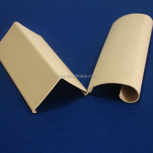 Extrusion plastic frame for decoration