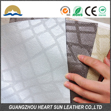 Can be customized scratch resistance decorative craft leather