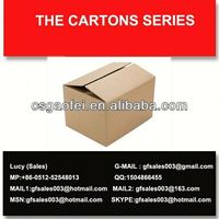 2013 best carton and cheapest die cut carton box for carton using and promotion using