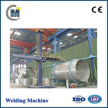manipulator with 200mm left right welding head extension