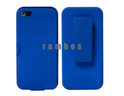 2015 New Holster Belt Clip Hard Case Cover Swivel Kickstand Mobile Phone Skin for iPod Touch 5