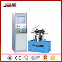 2015 High Precision Air compressor crankshaft balancing machine from JP