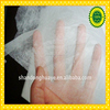 13.6gsm 30.6gsm white colour SBPP non woven fabric for quilt backing