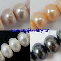 rolls of beads pearl, 4-11mm 16-inch per strand