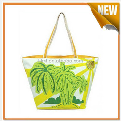 Beautiful trendy woman bag