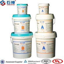 Best quality construction epoxy ab adhesive for wear-resistant ceramic tiles