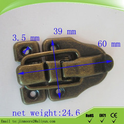 Shenzhen Jinmoore metal wooden box latches for tool box latch
