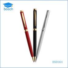 Customized gift delux metal portable ballpoint pen