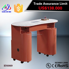 nail table desk/nail table furniture/nail table manicure table accessories HN6869