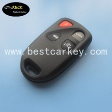 Top best 3 +1 button car key remote covers for mazda key cover mazda car key