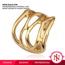 Chapado en 2014 nuevo estilo de moda de oro joyeria turca mayoreo R532