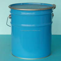 20 liter paint bucket, UN approved, exported to 45 countries