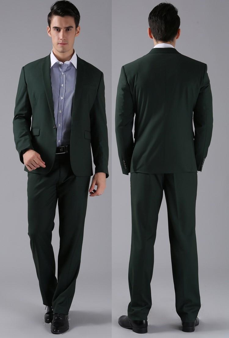HTB1h2dkFVXXXXabaXXXq6xXFXXXB - (Jackets+Pants) 2016 New Men Suits Slim Custom Fit Tuxedo Brand Fashion Bridegroon Business Dress Wedding Suits Blazer H0285