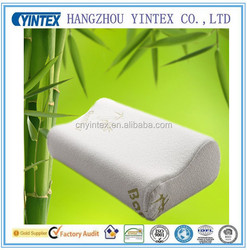 Massage Memory Foam Pillow, Wholesale Bamboo Pillow For Neck and Cervical