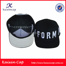 Factory customized high quality cheap man hat/100% cotton fashion man hat