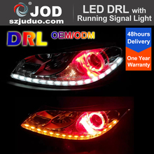 Flexible Universal 12V Dual Color DRL LED Daytime Running Lights