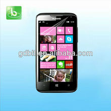 Clear screen film for Huawei Ascend W3 with factory price