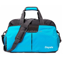 Fashion sports bag gym duffel bag golf club travel bag