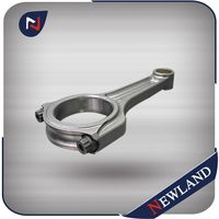 Motorcycle titanium I beam 117mm connecting rod for Hayabusa GSX1300R engine