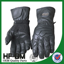 Full Finger Waterproof Adult Motorcycle Gloves Leather