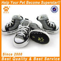 JML PU comfortable waterproof dog boots for winter, dog sneakers
