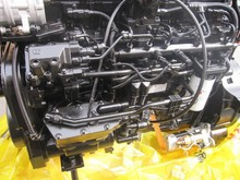 Construction Machinery spare parts ISLe340-30 diesel engine