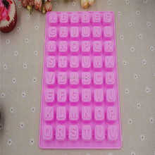 Letter and Numbers Candy Making Mold for Baking Supplies and Cake Decorations letters pudding mold