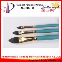 High Quality High-Grade Soft Kolinsky Paint Brush