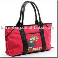 HotSelling low Price solid color mobile phone shoulder bag