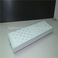 Promotion! Intelligent 24/36/48 inch simulate sunrise sunset programmable and auto dimmable led aquarium light
