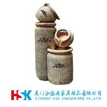 nuevo diseño de la decoración de jardín muebles de jardín