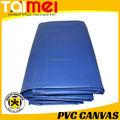 Lona recubierta de PVC para cubrir camiones y para carpas