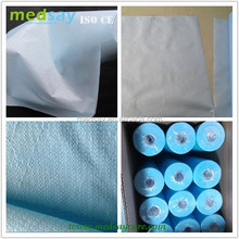 MEDICAL DRAW SHEET ROLL used in hospital or beauty spa