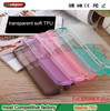 Chinese production of hooks blank phone case TPU transparent phone case for iphone6 plus