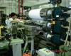High quality of eva foam sheet making machine