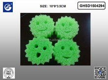 Scrub Daddy! 2015 Green Smile Face Cleaning Sponge as Seen on TV
